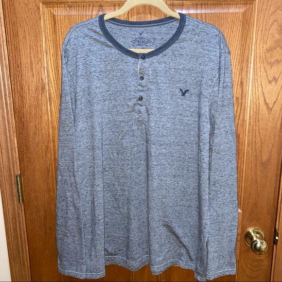Long sleeved American Eagle t-shirt